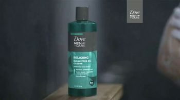 Dove Men+Care Plant-Based Body Wash TV Spot, 'Different: Relaxing, Reinvigorating and Purifying'