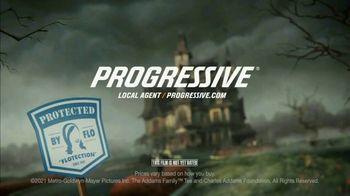 Progressive TV Spot, 'Flo Meets The Addams Family' - Thumbnail 10
