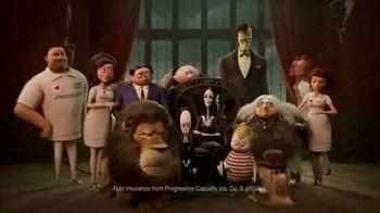 Progressive TV Spot, 'Flo Meets The Addams Family' - Thumbnail 4