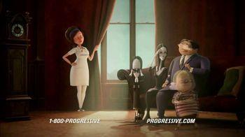 Progressive TV Spot, 'Flo Meets The Addams Family' - Thumbnail 7