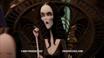 Progressive TV Spot, 'Flo Meets The Addams Family' - Thumbnail 8