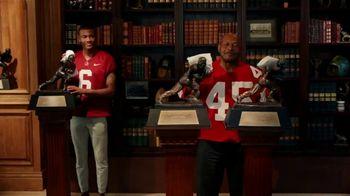 Nissan TV Spot, 'Heisman House: This Is How We Heisman' Ft. DeVonta Smith, Tim Tebow [T1]