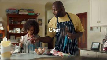 Clorox Paper Towel Wipes TV Spot, 'Chef and Dad'
