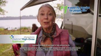 Fluzone High-Dose Quadrivalent TV Spot, 'Not Letting My Guard Down' - Thumbnail 2