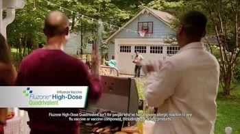 Fluzone High-Dose Quadrivalent TV Spot, 'Not Letting My Guard Down' - Thumbnail 5