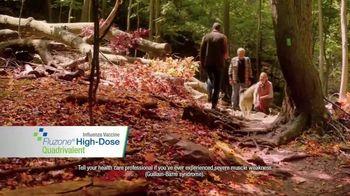 Fluzone High-Dose Quadrivalent TV Spot, 'Not Letting My Guard Down' - Thumbnail 6