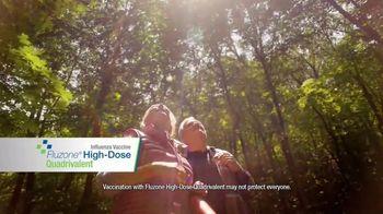 Fluzone High-Dose Quadrivalent TV Spot, 'Not Letting My Guard Down' - Thumbnail 8