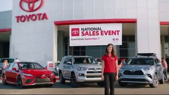 Toyota National Sales Event TV Spot, 'Open New Doors' Song by Max Manie [T2] - Thumbnail 5