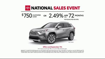 Toyota National Sales Event TV Spot, 'Open New Doors' Song by Max Manie [T2] - Thumbnail 7