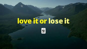 World Wildlife Fund TV Spot, 'Love It or Lose It: Plains and Mountains' Song by K.S. Rhoads