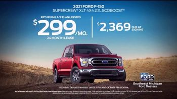 2021 Ford F-150 TV Spot, 'Returning A/Z Plan Lessees' [T2] - Thumbnail 2