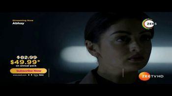 ZEE5 TV Spot, 'Abhay'