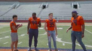 University of Illinois Division of Intercollegiate Athletics TV Spot, 'Come Back'