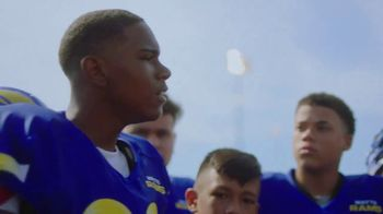 NFL TV Spot, 'We Run as One' Featuring Aaron Donald, DeAndre Hopkins - Thumbnail 2