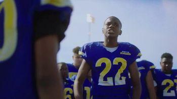 NFL TV Spot, 'We Run as One' Featuring Aaron Donald, DeAndre Hopkins - Thumbnail 3