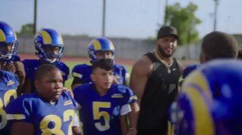 NFL TV Spot, 'We Run as One' Featuring Aaron Donald, DeAndre Hopkins - Thumbnail 4