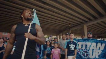 NFL TV Spot, 'We Run as One' Featuring Aaron Donald, DeAndre Hopkins - Thumbnail 7
