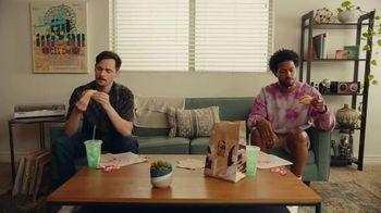 Taco Bell Crispy Chicken Sandwich Taco TV Spot, '¿De qué lado estás?' [Spanish]
