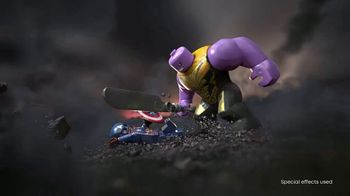 LEGO Marvel Studios The Infinity Saga TV Spot, 'In My Universe: Protect Our Friends'