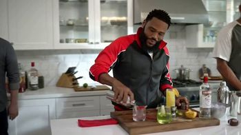 Smirnoff No. 21 TV Spot, 'NFL: Cosmo' Featuring Anthony Anderson