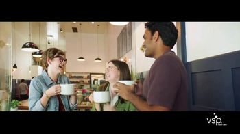 VSP TV Spot, 'Thank Your Eyes: Coffee Shop'