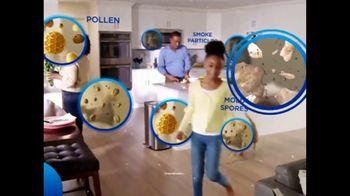 Bissell Air320 Max Air Purifier TV Spot, 'Floating in the Air: 1 Year of Filters Free' - Thumbnail 1
