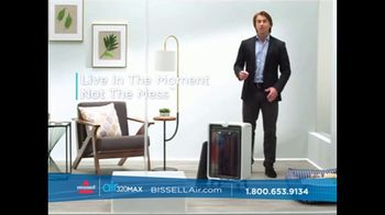Bissell Air320 Max Air Purifier TV Spot, 'Floating in the Air: 1 Year of Filters Free' - Thumbnail 6