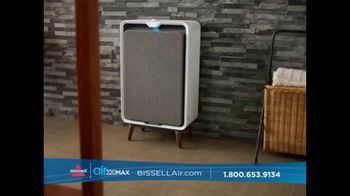 Bissell Air320 Max Air Purifier TV Spot, 'Floating in the Air: 1 Year of Filters Free'