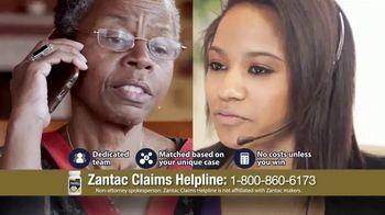 Zantac Claims Helpline TV Spot, 'FDA Recall'
