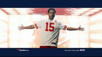 Fanatics.com TV Spot, 'Buy Now, Pay Later' - Thumbnail 1