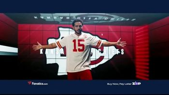 Fanatics.com TV Spot, 'Buy Now, Pay Later' - Thumbnail 2