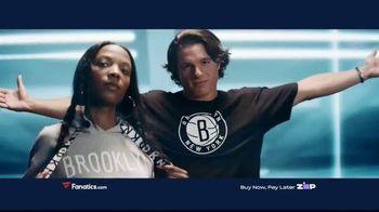 Fanatics.com TV Spot, 'Buy Now, Pay Later' - Thumbnail 3
