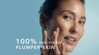RoC Multi Correxion Hydrate & Plump Serum Capsules TV Spot, 'Visibly Re-Pump Skin in One Night'