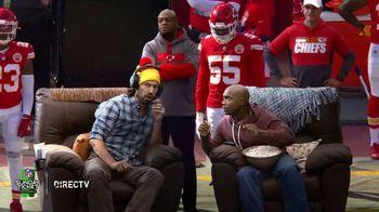 DIRECTV NFL Sunday Ticket TV Spot, 'Front Row: Greasy' Featuring Patrick Mahomes - Thumbnail 2