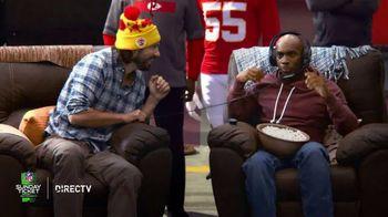DIRECTV NFL Sunday Ticket TV Spot, 'Front Row: Greasy' Featuring Patrick Mahomes - Thumbnail 3