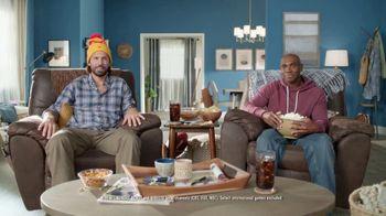 DIRECTV NFL Sunday Ticket TV Spot, 'Front Row: Greasy' Featuring Patrick Mahomes - Thumbnail 9