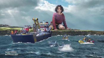 LEGO City TV Spot, 'Live Under the Sea and Encounter Wildlife'