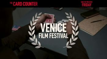 The Card Counter - Alternate Trailer 2