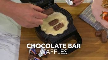 PowerXL Stuffed Wafflizer TV Spot, 'You Can Wafflize Anything: 90 Day Guarantee' - Thumbnail 8