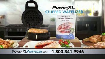 PowerXL Stuffed Wafflizer TV Spot, 'You Can Wafflize Anything: 90 Day Guarantee' - Thumbnail 9