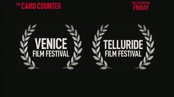 The Card Counter - Alternate Trailer 1