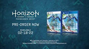 Horizon Forbidden West TV Spot, 'Rise Above' - Thumbnail 8