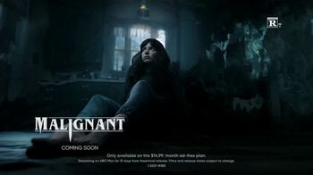 HBO Max TV Spot, 'In Theaters: Malignant and Cry Macho'