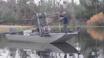 MossBack Fish Habitat TV Spot, 'Plans for This Pond'