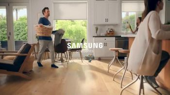 Samsung OptiWash Front Load Washer and Dryer TV Spot, 'So Smart' Song by The Blah Blah Blahs