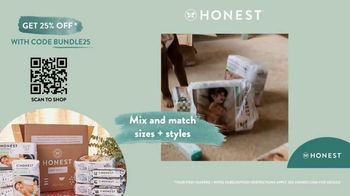 The Honest Company TV Spot, 'Subscriptions: Mix and Match Sizes' - Thumbnail 6