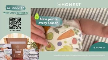 The Honest Company TV Spot, 'Subscriptions: Mix and Match Sizes' - Thumbnail 7