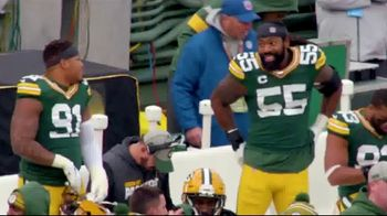 NFL TV Spot, 'Biggest Season Ever: Rodgers: Single Game Tickets' - 140 commercial airings