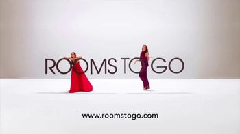 Rooms to Go TV Spot, 'Two Collections' Featuring Cindy Crawford, Sofia Vergara, Song by Pitbull - Thumbnail 10