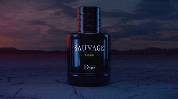 Dior Sauvage Elixir TV Spot, 'The New Elixir' Featuring Johnny Depp